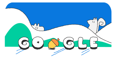 Day 14 of the Doodle Snow Games!